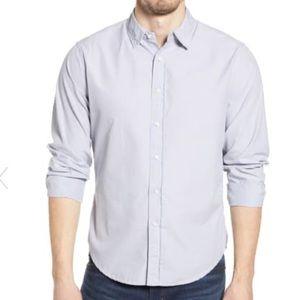 Alex Mill wash & go button down long sleeve NWT